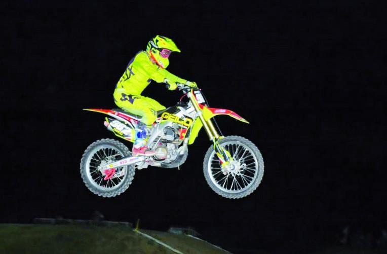 El sábado venidero comienza el Campeonato nocturno de Súpercross