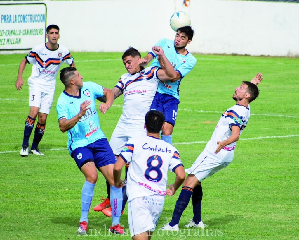 Torneo Regional de fútbol: Juventud empató en San Nicolás