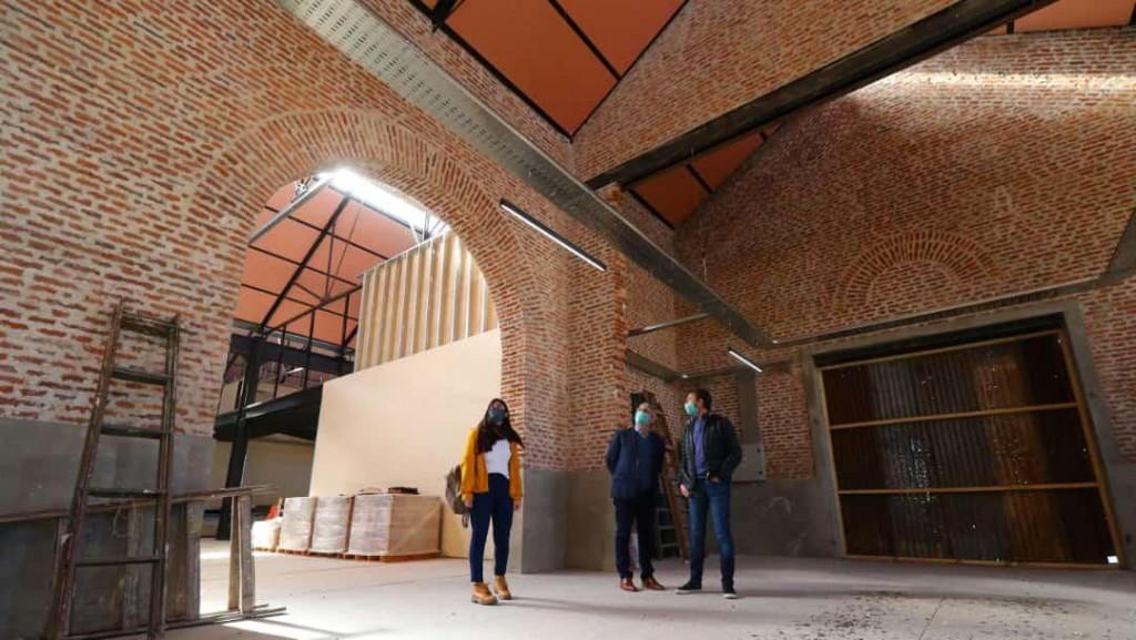 La obra del Centro Cultural Bellas Artes sigue avanzando