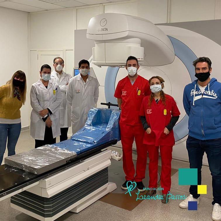 El Centro Oncológico de Pergamino recibió su primer paciente