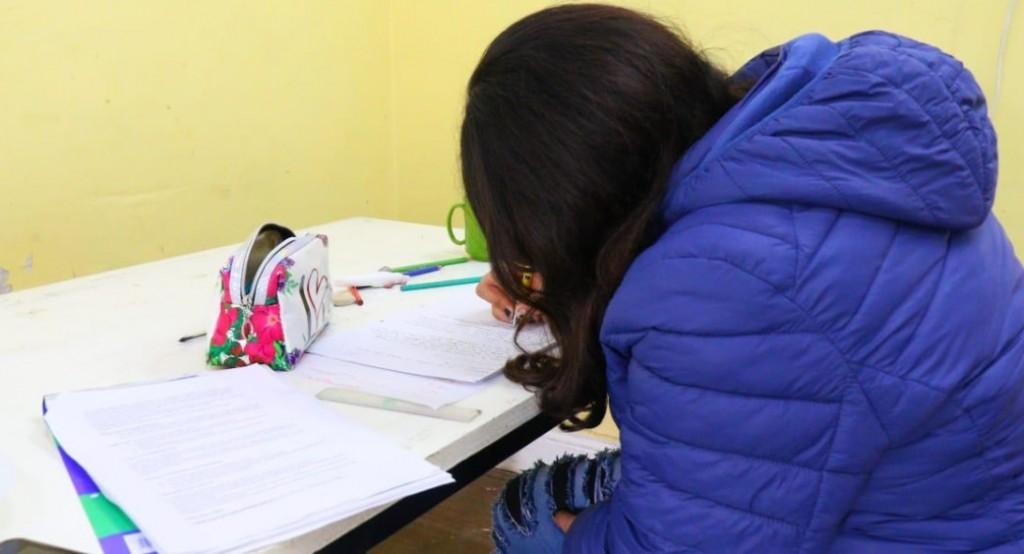 Cabaña Joven fortalece el apoyo pedagógico para que los chicos culminen el ciclo escolar