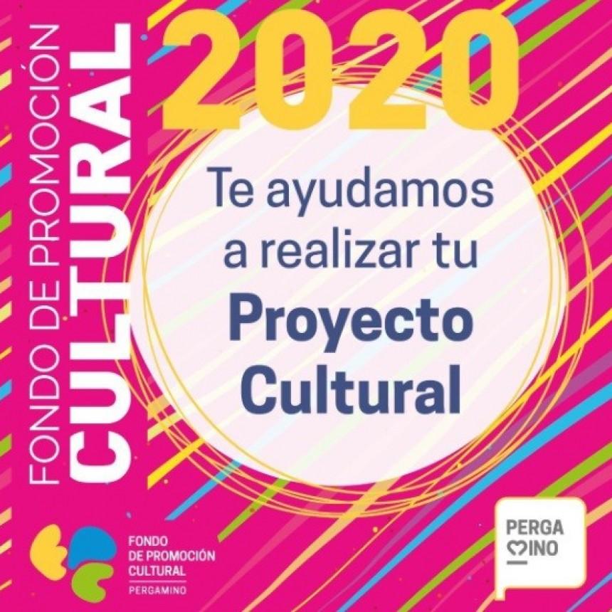 Ya podes presentar tu proyecto para el Fondo de Promoción Cultural 2020