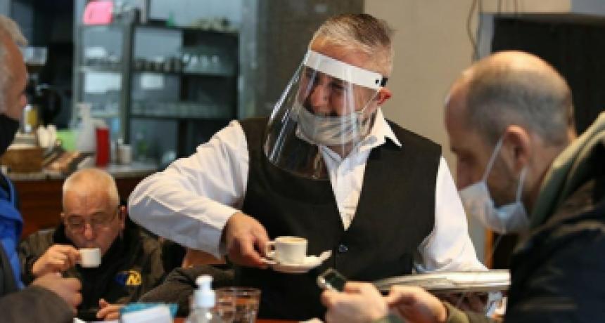 Recomendaciones para disfrutar los locales gastronómicos respetando los protocolos