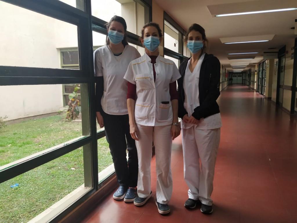 El Hospital trabaja en conjunto con el Maiztegui en las muestras de Covid-19