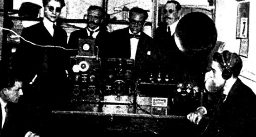Cien años de la radiodifusión en Argentina