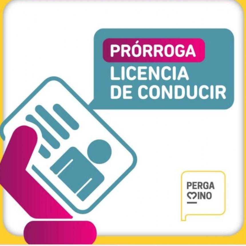 El Gobierno bonaerense prorrogó los vencimientos de las licencias de conducir
