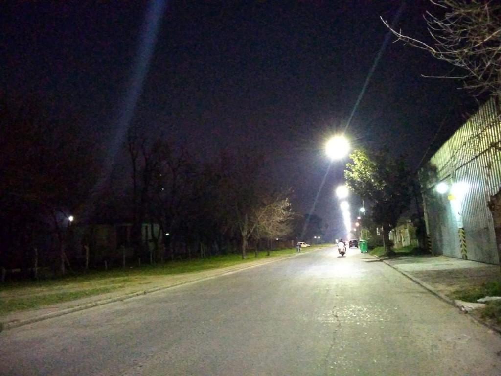 LED para el Barrio Centenario