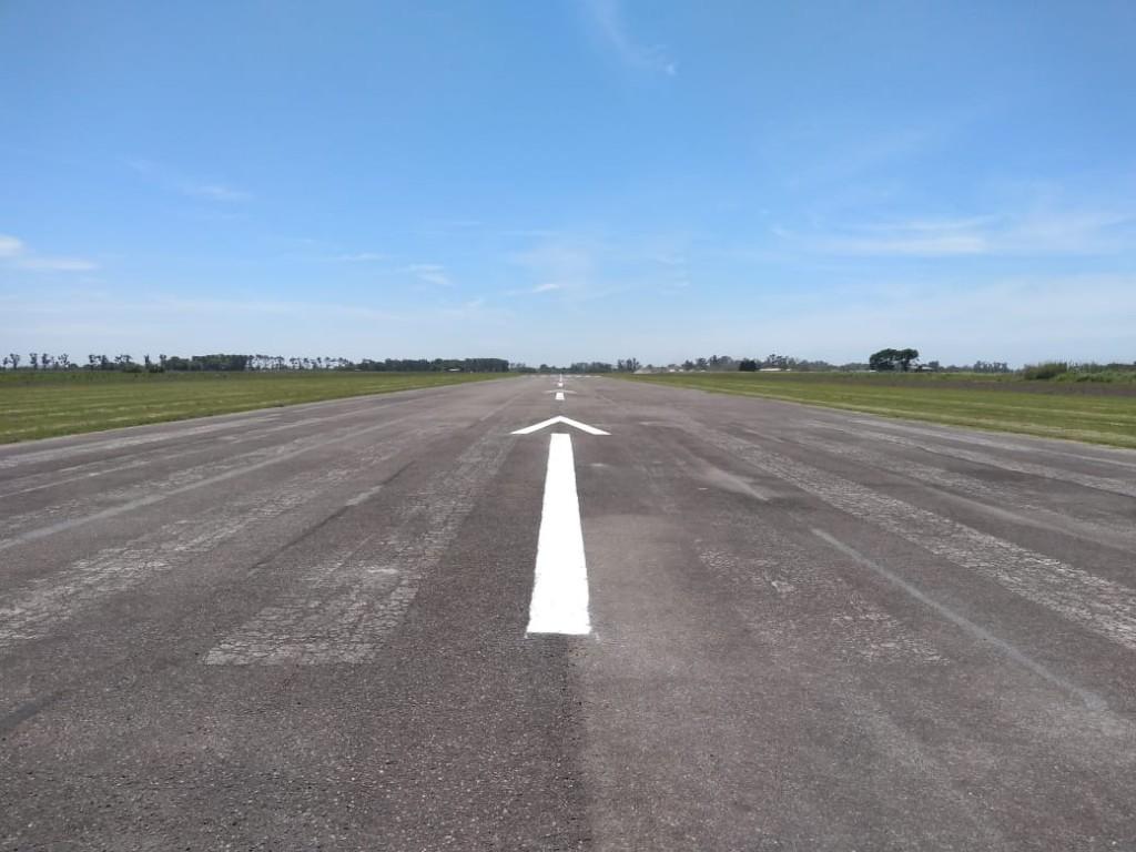 Finalizaron las obras en el Aeródromo